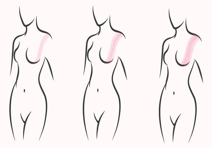 how to Tape Your Breasts For A Perfect Cleavage