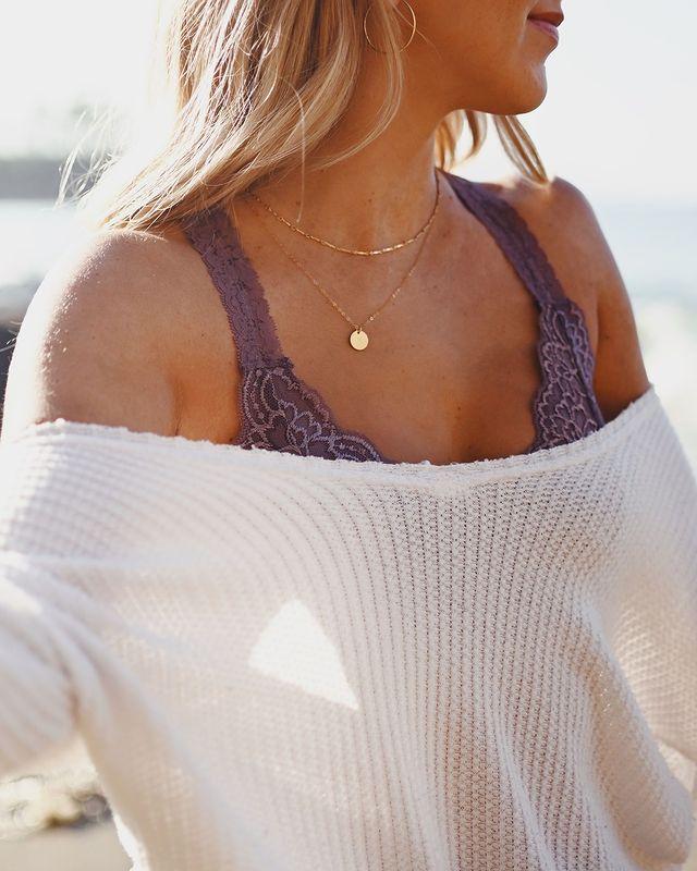 How to Wear a Halter Bralette