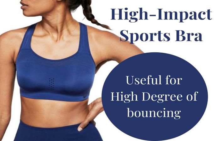 High Impact Sports Bra