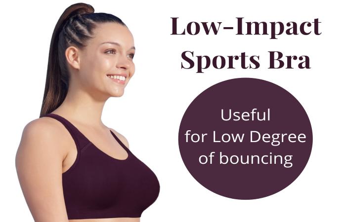 Low Impact Sports Bra